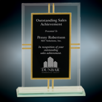 Contemporary Glass 4-Point Award