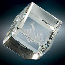 Large Crystal Cube